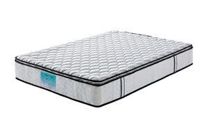Pillow Top Pocket Spring Mattress with N