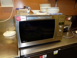 Microwave convection ovens countertop
