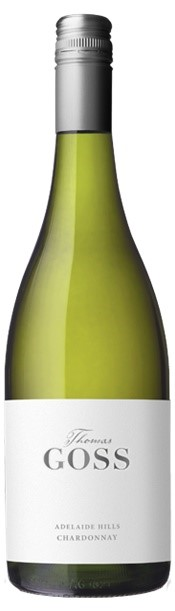 Thomas Goss Chardonnay 2016 (12 x 750ml), Adelaide Hills, SA.