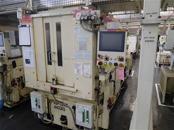 Crankshaft Machining – CNC Spindle Machines