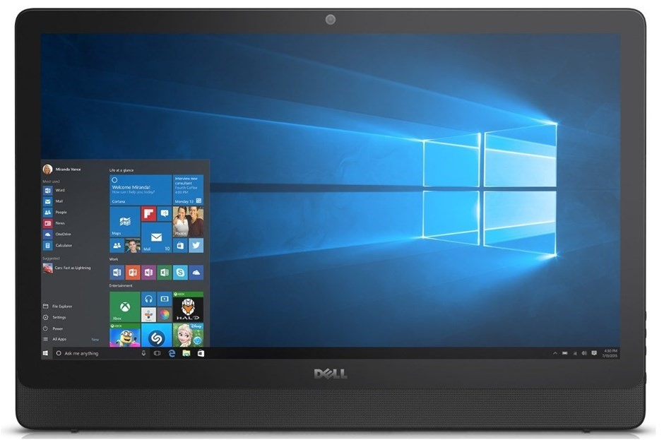 Dell Inspiron 24 3459 23.8-inch All-in-One PC, Black