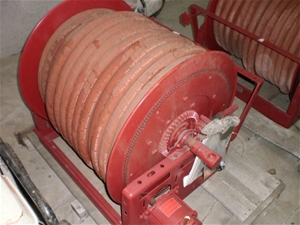 Hannay p566x125 hose reel new auction 0036 3001646 for Hannay hose reel motor