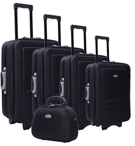 5pc Suitcase Trolley Travel Bag Luggage