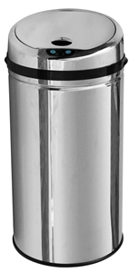 BRIENZ 42L Automatic Sensor Trash Bin -S