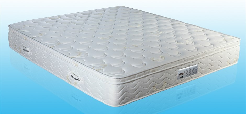 Palermo Pillow top Pocket Spring Posture Mattress King size