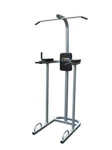 AB Power Tower Dip Chin Push Up Home Gym