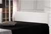 PU Leather King Bed Headboard Bedhead - White