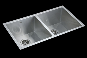 820x457mm Stainless Steel Undermount/Top