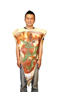 Pizza Slice One Size Fits all Adults Cos