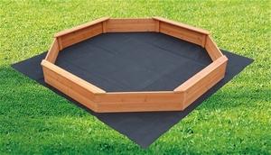 Kids Sand Pit Large Octagonal Wooden San