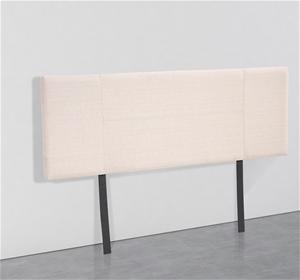 Linen Fabric Queen Bed Headboard Bedhead