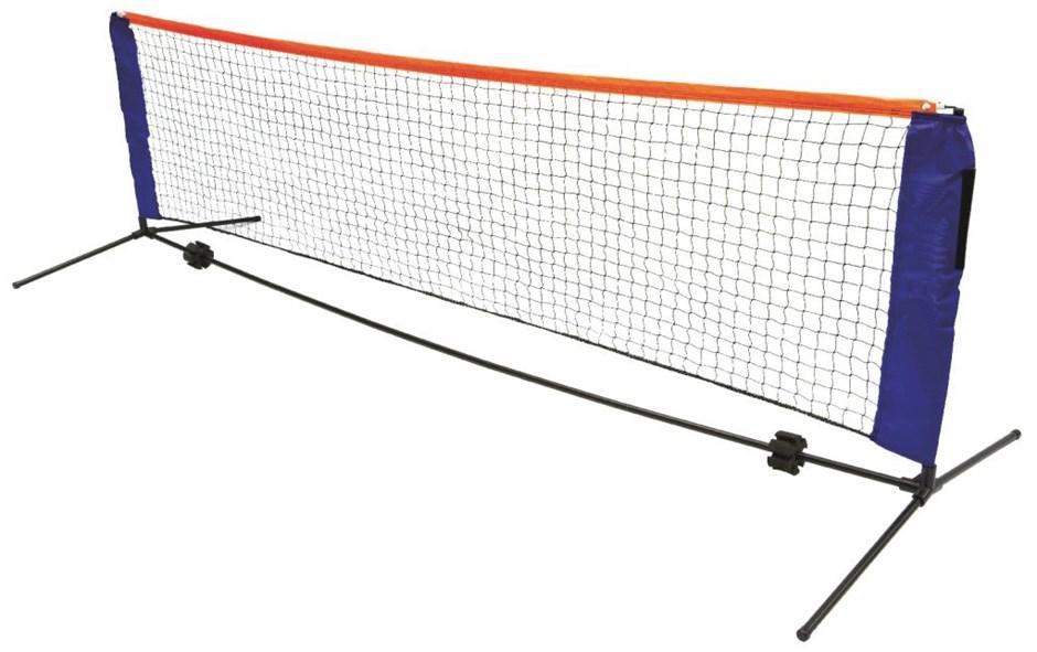 6 Meters Portable Foldable Mini Tennis Net & Post Set