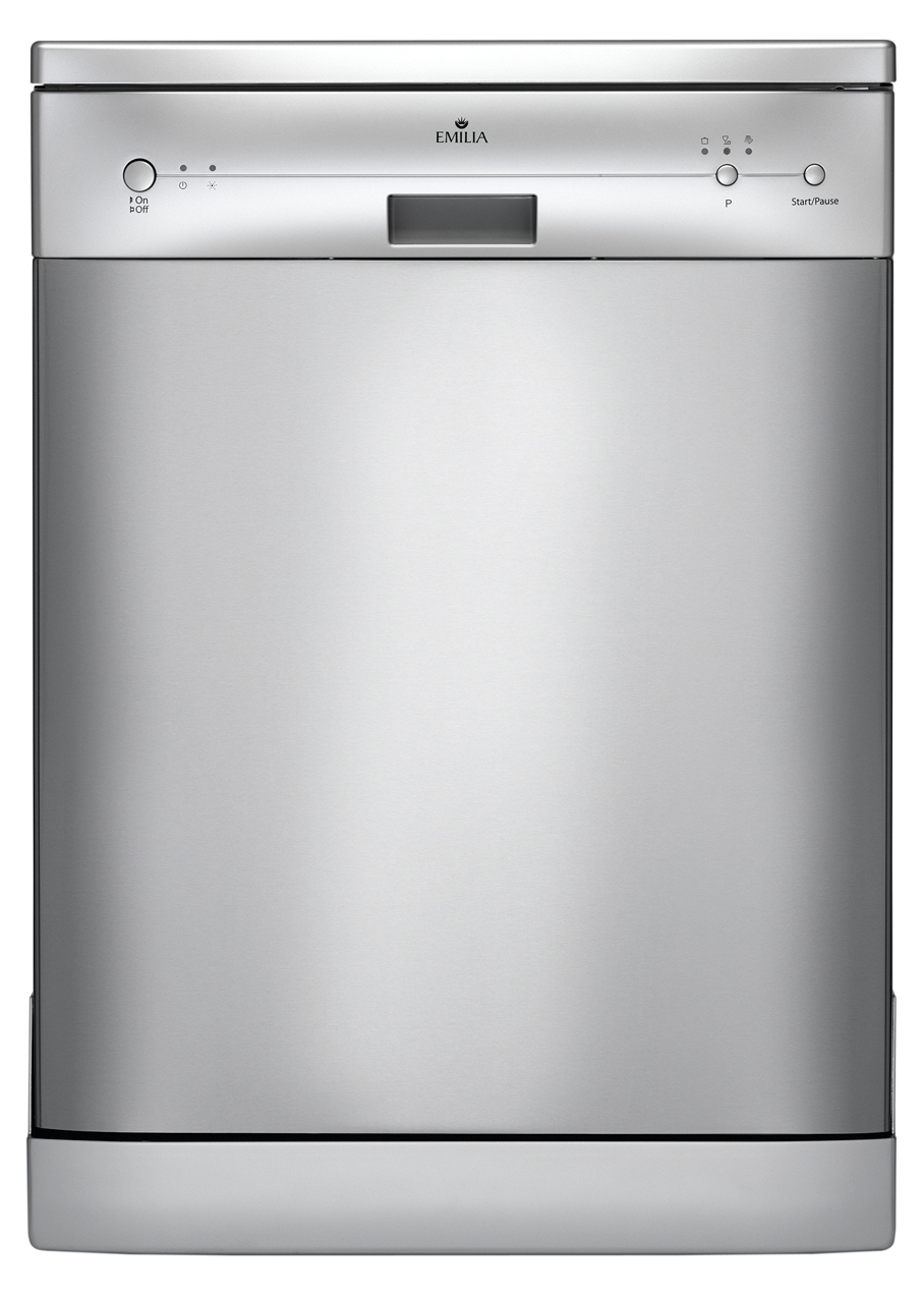 Emilia 60cm Freestanding Dishwasher - Model EDW62SS