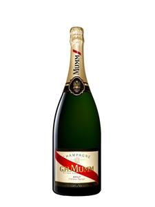 G.H Mumm 'Cordon Rouge' Champagne Magnum