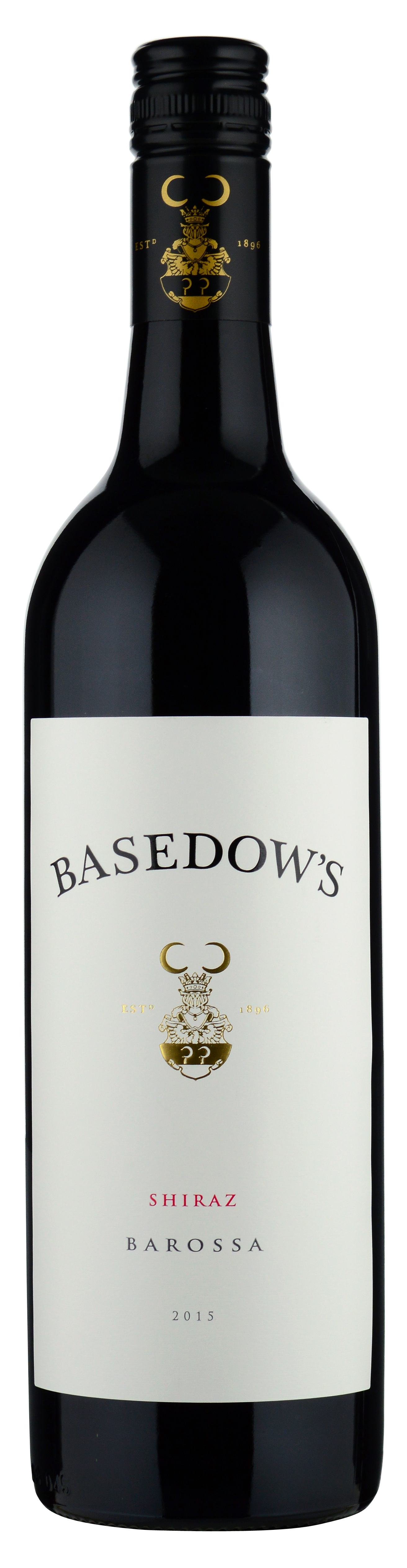 Basedow's Shiraz 2015 (12 x 750mL) Barossa Valley SA