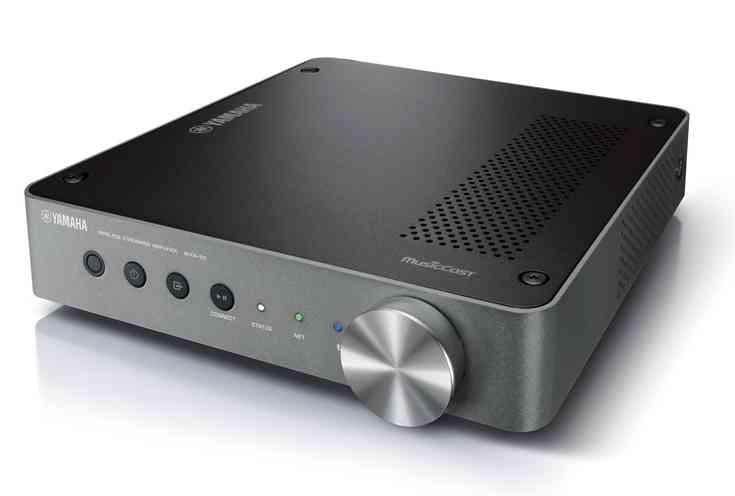 Yamaha WXA50 MusicCast 2.1ch Amplifier with WiFi/AirPlay/Bluetooth