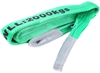 Flat Webb Lifting Sling, WLL 2000kg x 3M (With Test Cert). Buyers Note - Di