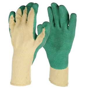 12 Pairs x Industrial Work Gloves, Size