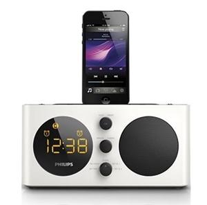 philips aj6200d alarm clock radio for iphone ipad auction 0010 2511296 graysonline australia. Black Bedroom Furniture Sets. Home Design Ideas