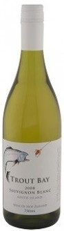 Trout Bay Sauvignon Blanc 2016 (12 x 750mL), Marlborough, NZ.
