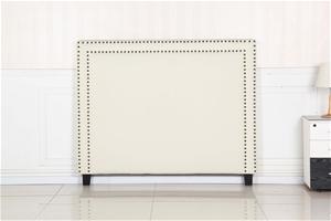 Enzo Queen White Headboard