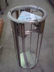Spring Loaded Plate Dispenser Auction 0032 3001773
