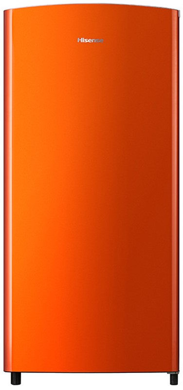 Hisense 157L Bar Fridge (HR6BF157O) (Orange)