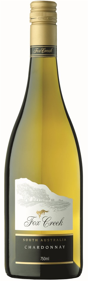 Fox Creek Chardonnay 2017 (6 x 750mL), McLaren Vale, SA.