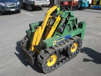 Unreserved Ex Hire Equipment