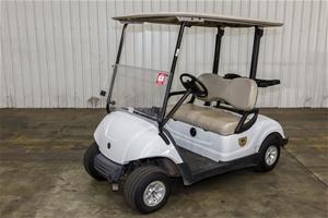 2010 yamaha g29 drive 48v electric golf cart with battery. Black Bedroom Furniture Sets. Home Design Ideas