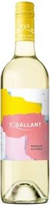T'Gallant Moscato 2017 (6 x 750mL), VIC.
