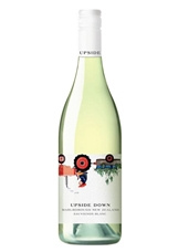 Upside Down Sauvignon Blanc 2017 (6 x 750mL), Marlborough, NZ.
