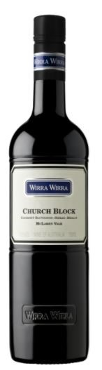 Wirra Wirra `Church Block` Red Blend 2017 (6 x 750mL), McLaren Vale, SA.