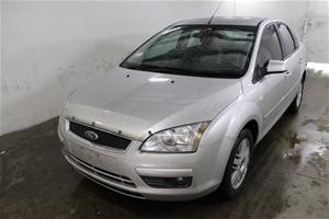 2007 Ford Focus Ghia Automatic Sedan 144 544km