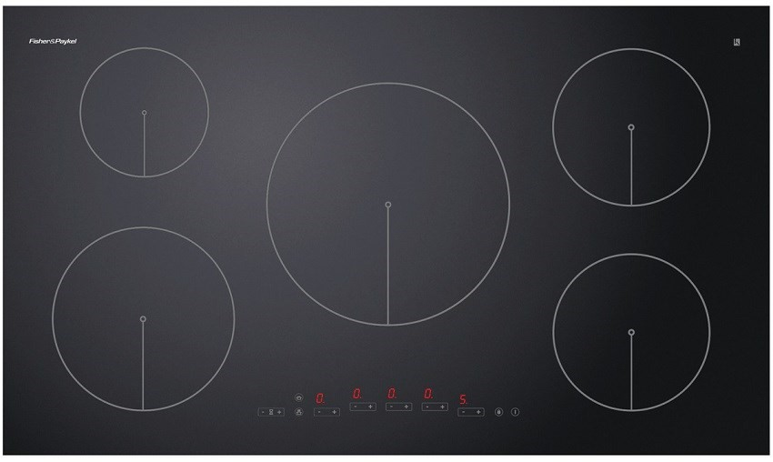 Fisher   Paykel 90cm Touch Control Induction Cooktop  Black   CI905DTB1 moretti elite 2400w ceramic wall heater reviews   Graysonline. Heller 2000w Ceramic Electric Wall Heater Bathroom. Home Design Ideas
