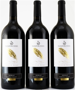 Signature Wines `Reserve` Shiraz 2010 (3