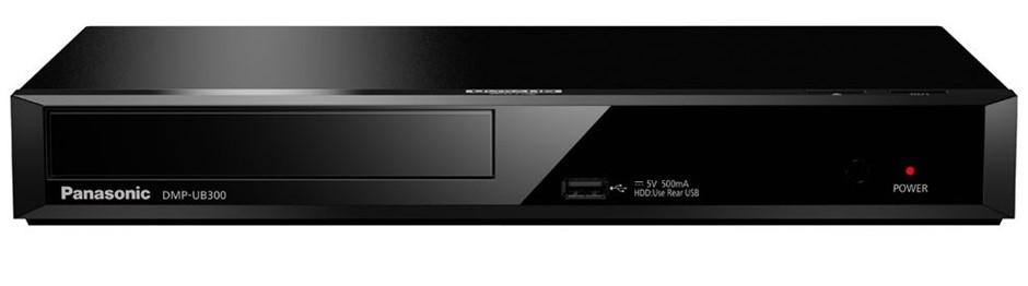 Panasonic DMP-UB300GNK 4K Ultra HD Blu-Ray Player