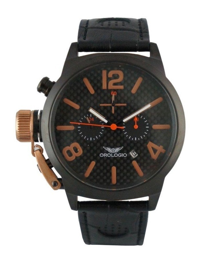 Orologio Monaco Racing Series Men's Chronograph Watch