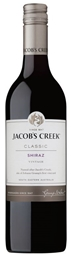 Jacob's Creek `Classic` Shiraz 2018 (12 x 750mL), SE AUS.