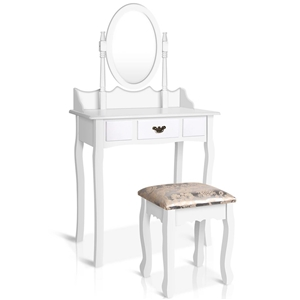 Artiss Single Drawer Dressing Table with