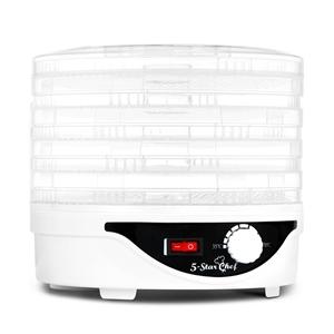 5 Star Chef Food Dehydrator with 5 Trays