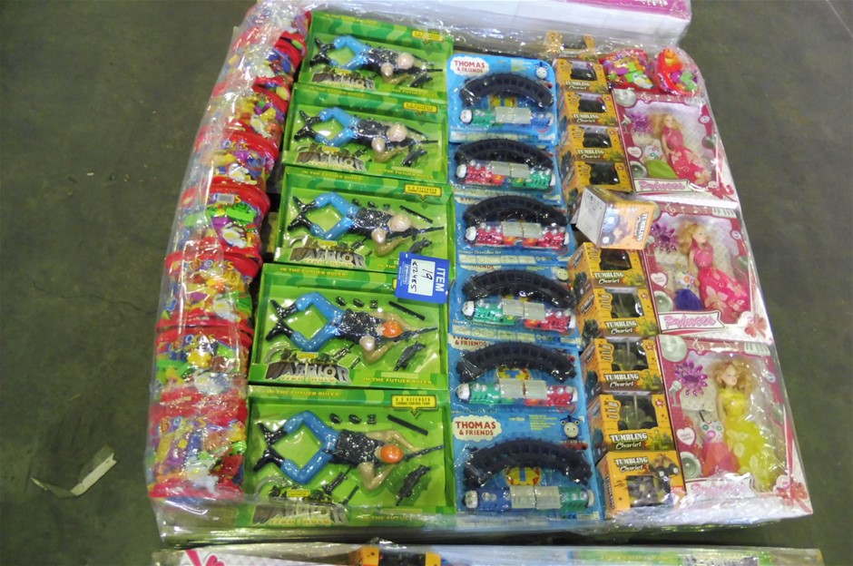 a pallet of assorted kids toys pooraka sa
