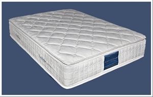 royal bedding queen contour double sided pillow top innerspring mattress auction 0002 7109355. Black Bedroom Furniture Sets. Home Design Ideas
