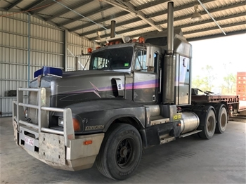 1987 Kenworth T600AR Prime Mover Truck