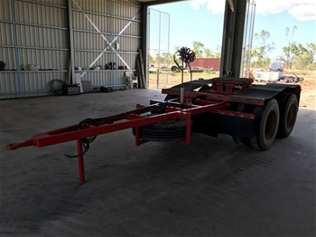 1983 Dual-Axle Airbag Dolly