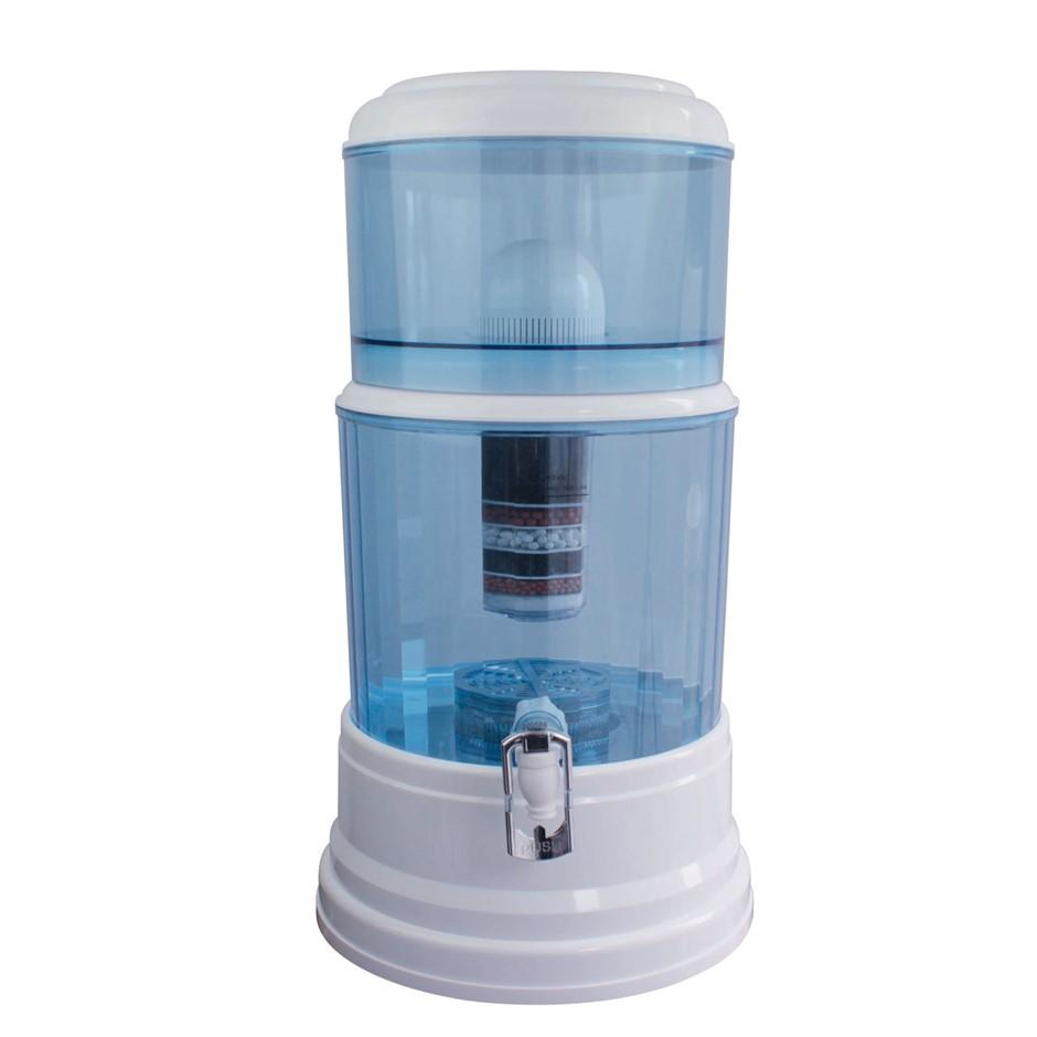 Aimex 20 Litre 8 Stage Water Purifier + Free Maifen Stones