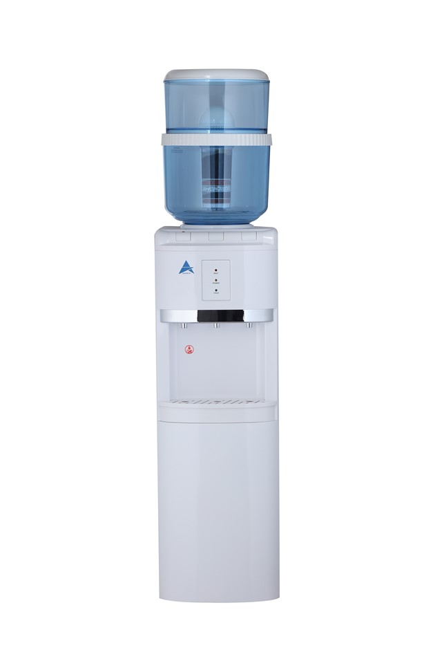 Aimex White Free Standing Water Cooler