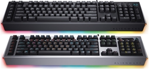 9de0175ac55 Dell (AW568-BK-US) Alienware Advanced Gaming Keyboard Auction (0058 ...
