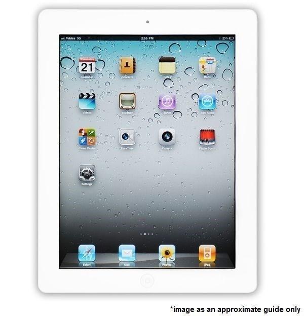 Apple iPad 9.7-inch 4th Gen 16GB WiFi + Cellular (White) (MD513X/A)