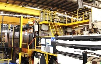 2600 Tonne Injection Moulding Machine